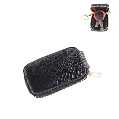 Buy Universal Pure Cow Leather Waist Hanging Zipper Wallets Key Holder Bag (No Include Key) for $3.65 in SUNSKY store
