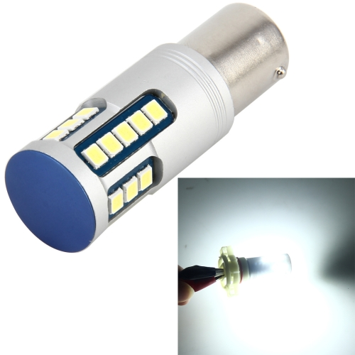Buy 1156 5W 600 LM 6000K Car Auto Turn Light Backup Light Reversing Lights with 24LEDs SMD-2835 Lamps, DC 12V (White Light) for $8.52 in SUNSKY store