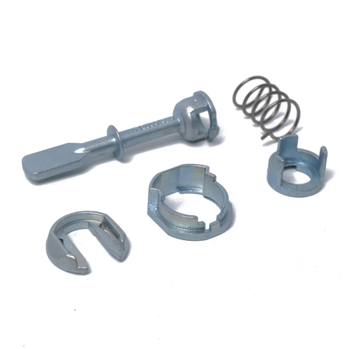Car Door Lock Cylinder Repair Kit Right and Left 6N0837223A for Volkswagen Polo 6N1-6N2 1994-2001