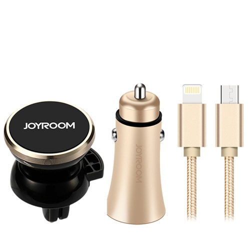JOYROOM C-M213 Vehicle Charging Kit Dual USB Port 2.1A Car Charger