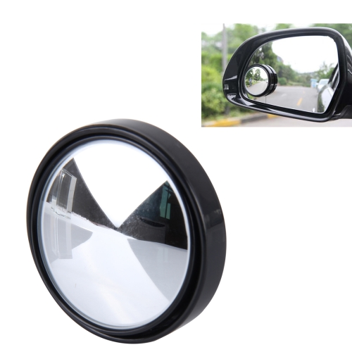 Buy 3R-035 Car Blind Spot Rear View Wide Angle Mirror, Diameter: 5cm, Black for $1.48 in SUNSKY store