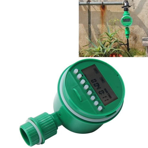 Buy Automatic Watering Controller Timer Garden Water Timer Sprinkler Irrigation Controller Irrigation Timer Controller Watering Kits for $16.53 in SUNSKY store