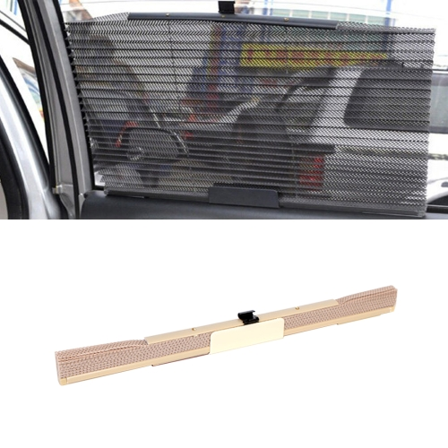 Buy Auto Sun Shade Auto Sun Visor Car Sun Shade Car Window Suction Cup Car Curtain Car Styling Covers Sunshade, Size: 46x60cm, Beige for $8.38 in SUNSKY store