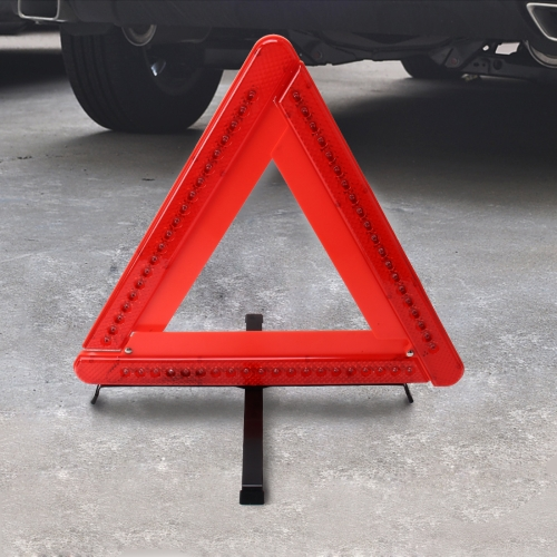 Car Fault Triangle Safety Parking Warning Sign Reflective Road Emergency Sign G