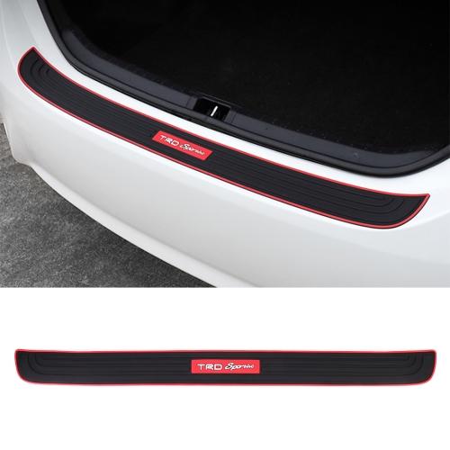TRO Universal Car Tailgate Threshold Decoration Strip