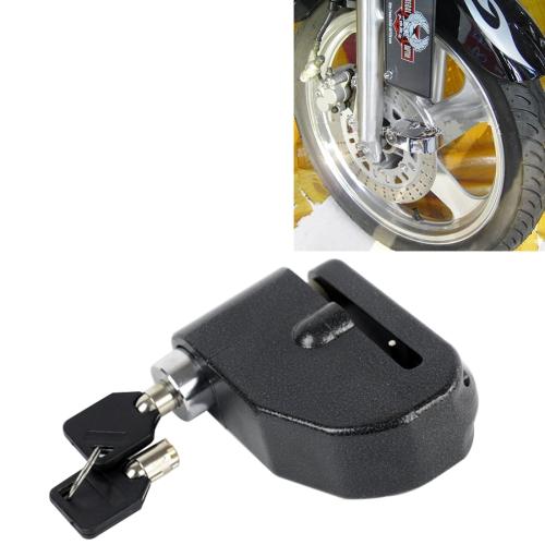 Motorcycle Waterproof Metal Alarm Warning Lock with Keys
