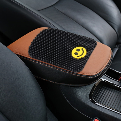 Eco-friendly Car Armrest Pad Cover Center Console Dust-proof Cushion Mat Utiltiy