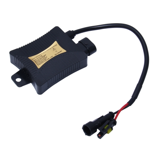 Car Auto Universal 55W 9-16V Replacement Slim Quick Start HID Xenon Light Direct Current Ballast for All Bulb Base Sizes