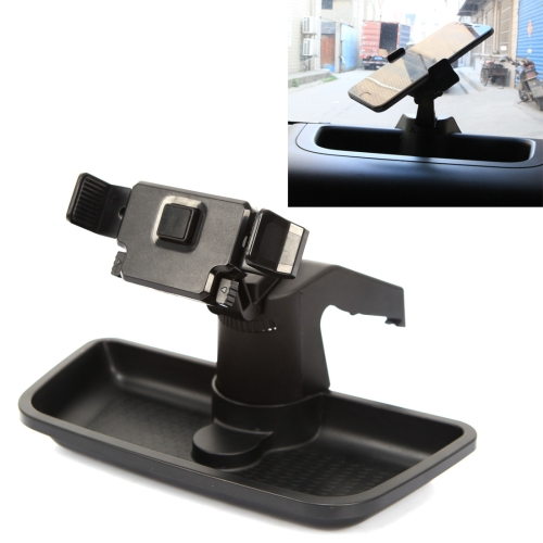 Car GPS Bracket Dash Mount Holder Cell Phone Holder for Jeep Wrangler JK 2007-2017
