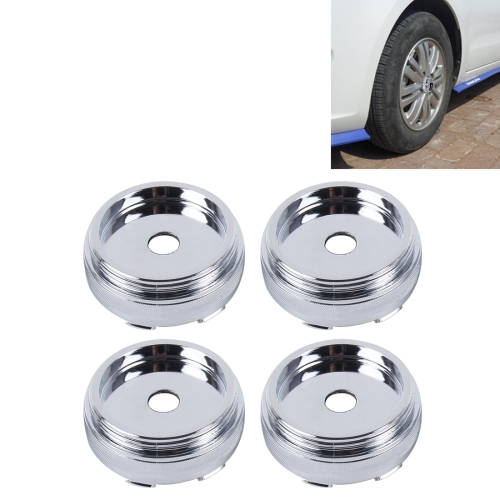 Buy 4 PCS Metal Car Styling Accessories Car Emblem Badge Sticker Wheel Hub Caps Centre Cover for $2.84 in SUNSKY store