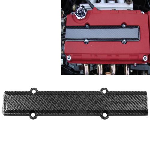 SUNSKY - ABS Carbon Fiber Look Valve Cover Spark Plug Insert