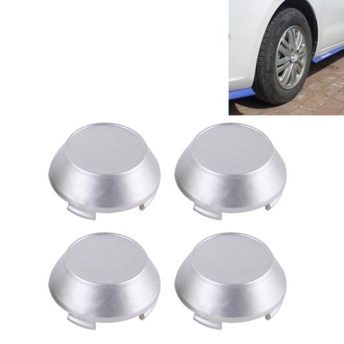 4 PCS KK-3 Metal Car Styling Accessories Car Emblem Badge Sticker Wheel Hub Caps Centre Cover