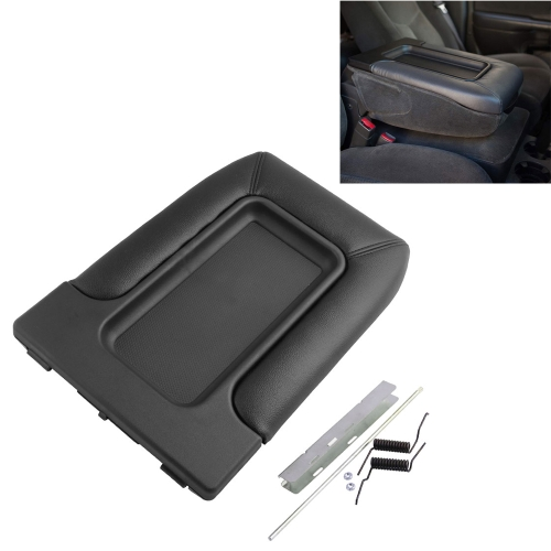 AB016 Car Auto Center Console Lock Armrest Cover for Chevy GMC 19127364 19127365 19127366 фото