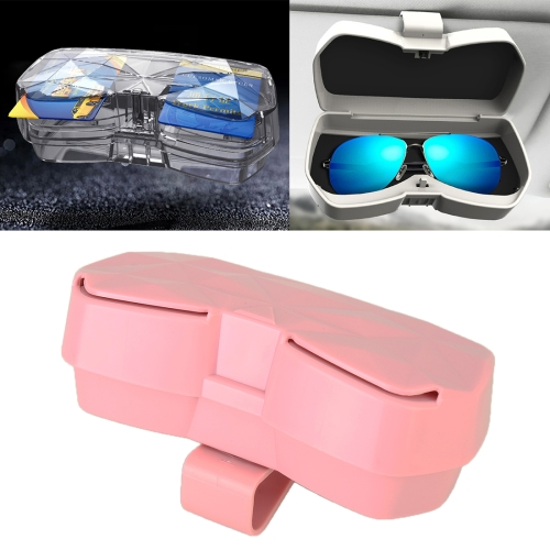 Waterproof Triangle Folding Glasses Case Eyeglasses Sunglass Storage Holder Box