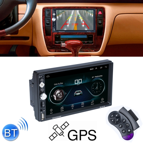 SUNSKY - 718 7 inch Universal Android 8 1 Car Radio Receiver