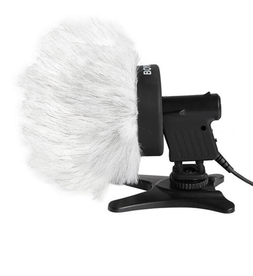 Buy BOYA BY-P50 Microphone Hair Windshield, Inside Depth: 50mm for $12.44 in SUNSKY store