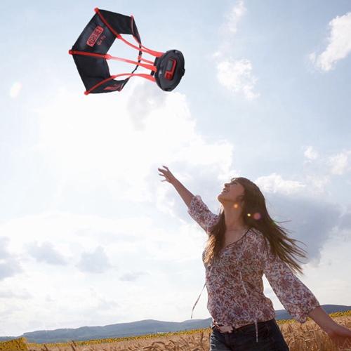 Parachute Type Bird Shot Rig Selfie Mount for GoPro HERO6 /5 /4 /3+ /3