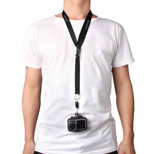 Sunnylife OA-GS9221 Detachable Long Neck Strap Lanyard Sling for DJI Osmo Action