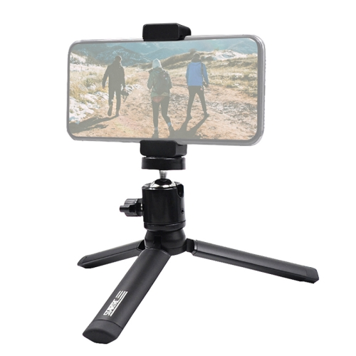 STARTRC Aluminum Alloy Foldable Universal Handheld Tripod with Universal Phone Clamp for DJI OSMO Action