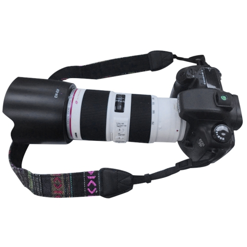 Non-Working Fake Dummy 70-200 Lens DSLR Camera Model Photo Studio Props with Strap for Canon EOS 7D