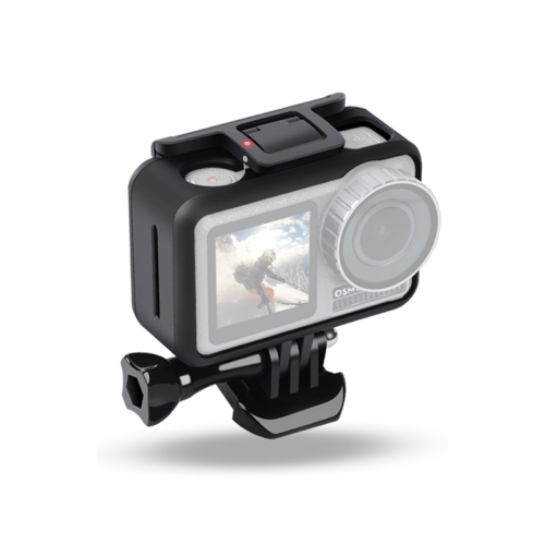 Sports Camera PC+ABS Shockproof Protective Case for DJI Osmo Action