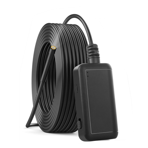 F220 5.5mm HD 5.0MP WIFI Endoscope Inspection Camera with 6 LEDs, Length: 5m фото