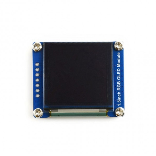 1.5inch RGB OLED Display Module 128x128 16-bit High Color SPI Interface SSD1351