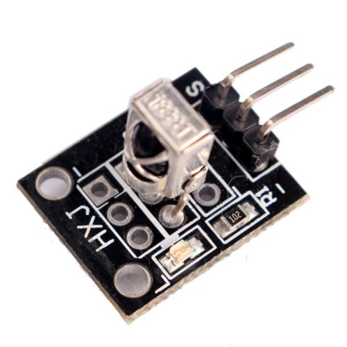 Buy Infrared Sensor Receiver Module for Arduino for $1.27 in SUNSKY store