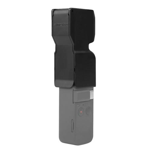 Sunnylife OP-Q9178 Gimbal Camera Protector Lens Cover for DJI OSMO Pocket(Black)