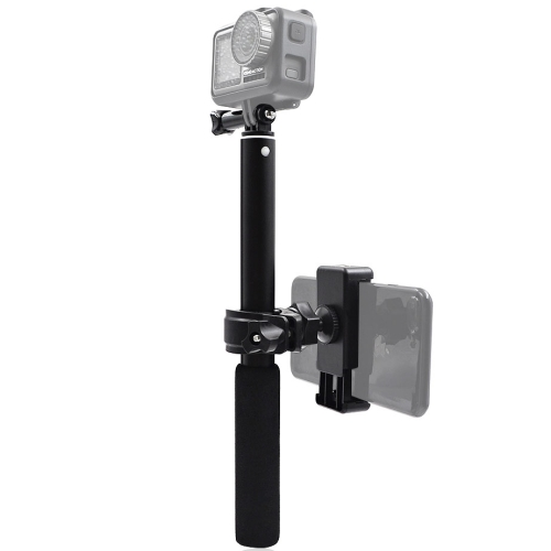 STARTRC Sports Camera Dedicated Universal Mobile Phone Clip Self-timer Extension Rod for DJI OSMO Action