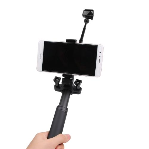 Sunnylife OP-ZJ063 Extension Rod Mobile Phone Holder for DJI OSMO Pocket / Action