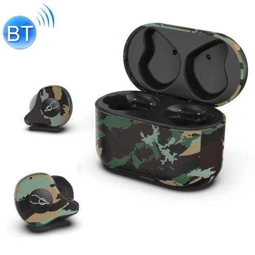 SABBAT X12 Ultra IPX3 Waterproof Bluetooth 5.0 Wireless Bluetooth Earphone with Charging Box, Support HD Call & Voice Assistant