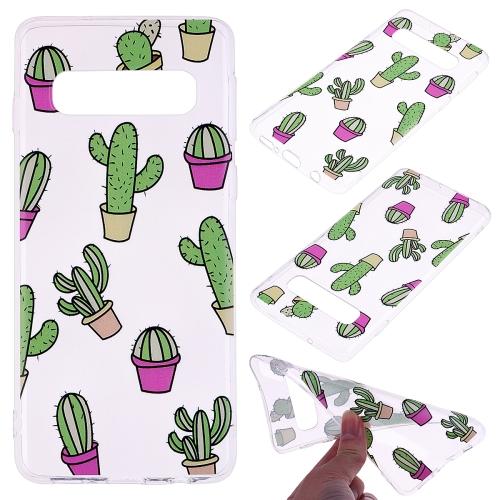 Cactus Pattern Samsung S10 Case