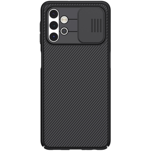 For Samsung Galaxy A32 5G NILLKIN Black Mirror Series PC Camshield Full Coverage Dust-proof Scratch Resistant Mobile Phone Case(Black)  - buy with discount
