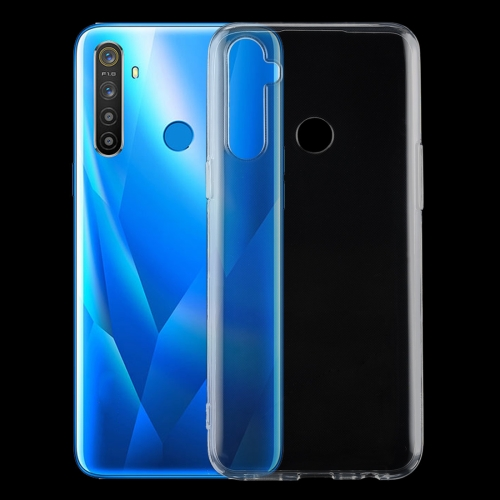 For OPPO Realme 5 0.75mm Ultra Thin Transparent TPU Case фото