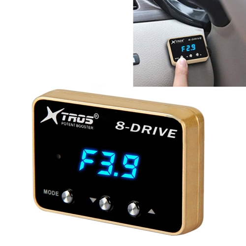 For Hyundai Genesis 2009-2020 TROS 8-Drive Potent Booster Electronic Throttle Controller Speed Booster фото