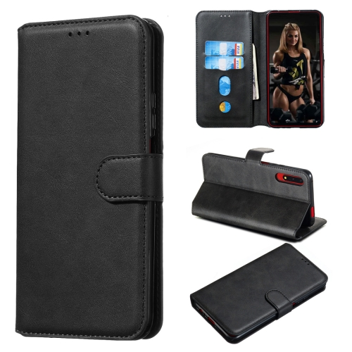 For Huawei Honor 9X / Honor 9X Pro Classic Calf Texture Horizontal Flip PU Leather Case, with Holder & Card Slots & Wallet(Black) фото
