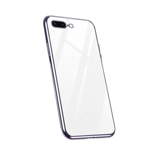 For iPhone 7 / 8 SULADA Shockproof Ultra-thin TPU Protective Case(Purple)