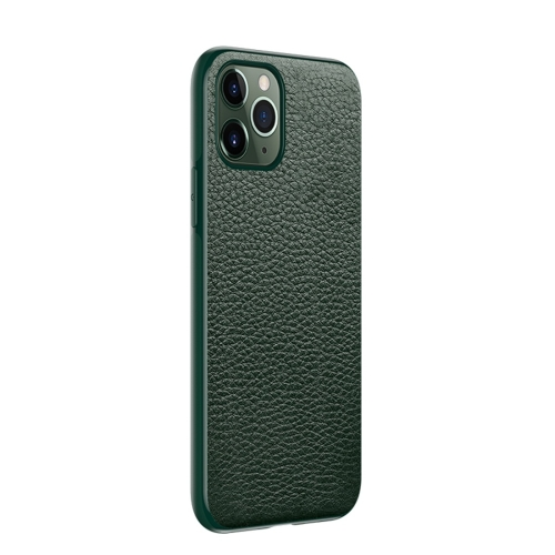 For iPhone 11 Pro Max SULADA Magnetic Suction TPU Protective Case(Green) фото