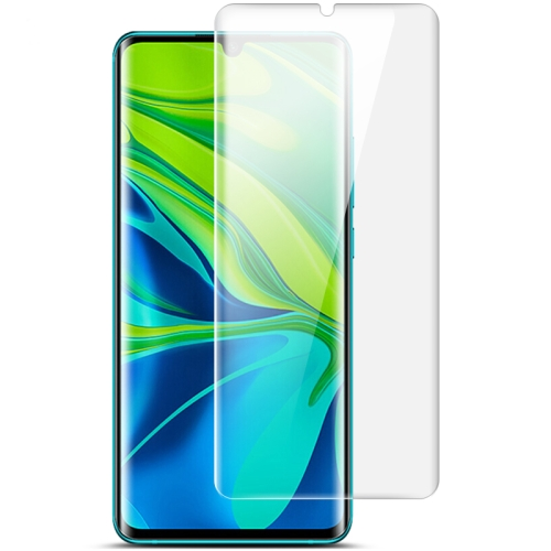 2 PCS IMAK Curved Full Screen Hydrogel Film 3 Screen Protector For Xiaomi CC9 Pro / Note10 / Note 10 Pro