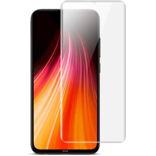 2 PCS IMAK Curved Full Screen Hydrogel Film 3 Screen Protector For Xiaomi Redmi Note 8