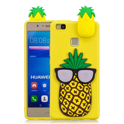 SUNSKY - For Huawei P9 Lite 3D Cartoon Pattern Shockproof TPU ...