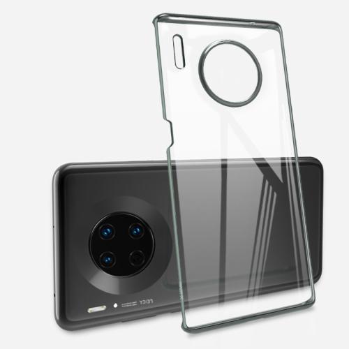 For Huawei Mate 30 Pro X-level Dawn Series Transparent Ultra-thin TPU Case(Green)