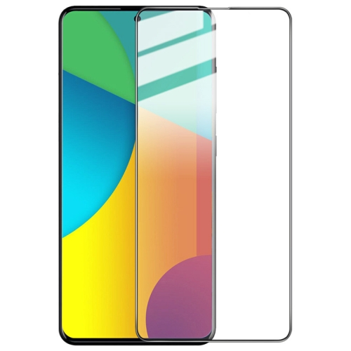 For Galaxy A51 IMAK 9H Full Screen Tempered Glass Film Pro+ Version фото