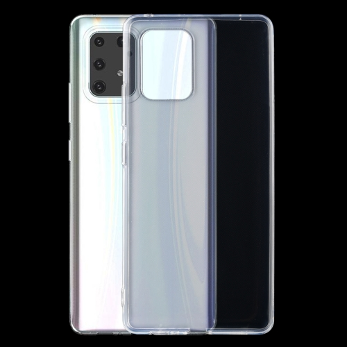 For Galaxy S10 Lite 0.3mm Ultra-Thin Transparent TPU Protective Case фото