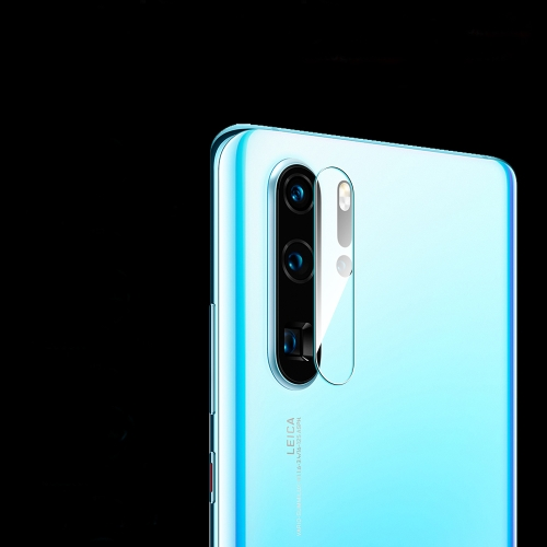 For Huawei P30 Pro 9D Transparent Rear Camera Lens Protector Tempered Glass Film фото