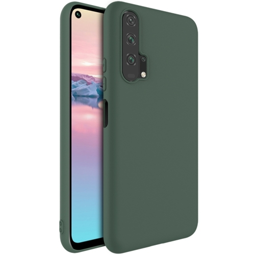 For Huawei Honor 20 Pro IMAK TPU Frosted Soft Case UC-1 Series(Green)
