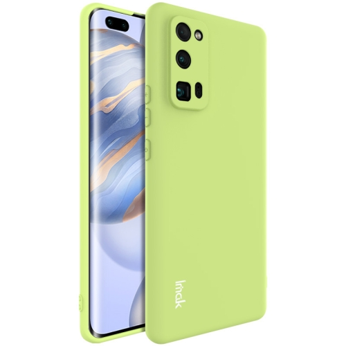 For Honor 30 Pro  Shockproof Frosted TPU Protective Case(Green)