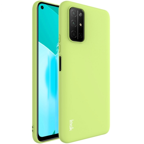 For Honor 30S  Shockproof Frosted TPU Protective Case(Green)