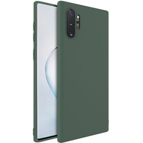 For Samsung Galaxy Note 10  Shockproof Frosted TPU Protective Case(Green)